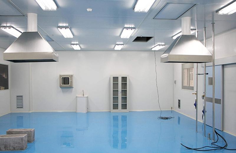 惠州无尘车间:风淋室完成个性化实际操作