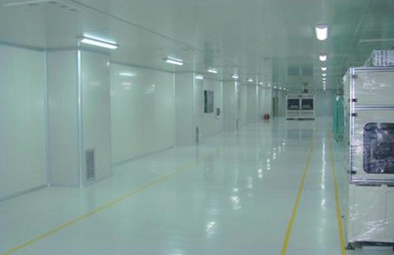 净化车间工程:净化室普遍的通风系统