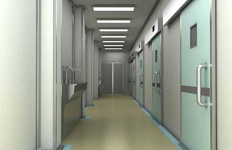 净化工程公司:无尘室中高效送风口拆换时间多长时间